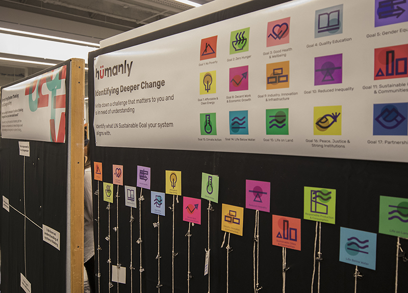 Humanly 2019: Systems Thinking & Changemaking